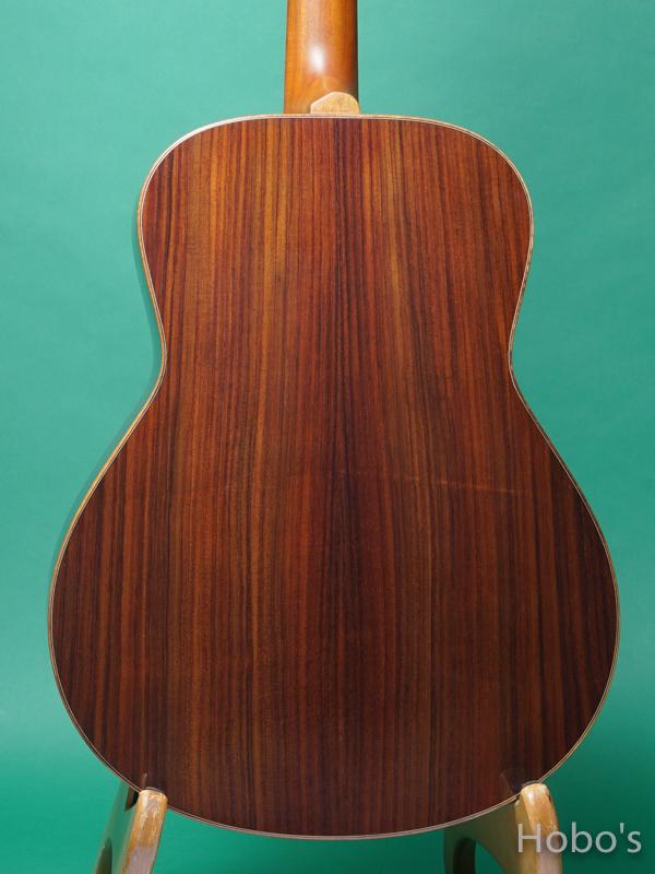 "Yokoyama Guitars (横山 正) AN-ER ""Engelmann / Indian Rosewood""  6"