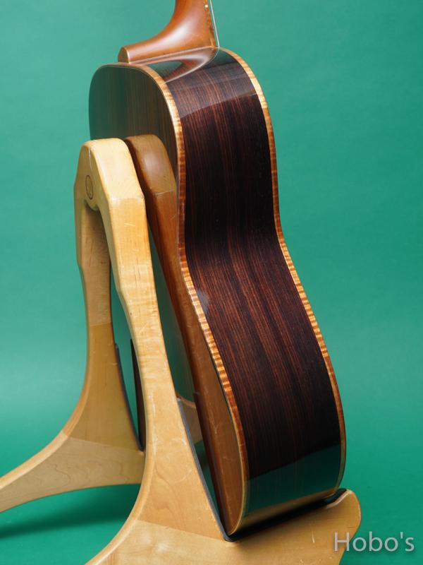"Yokoyama Guitars (横山 正) AN-ER ""Engelmann / Indian Rosewood""  7"