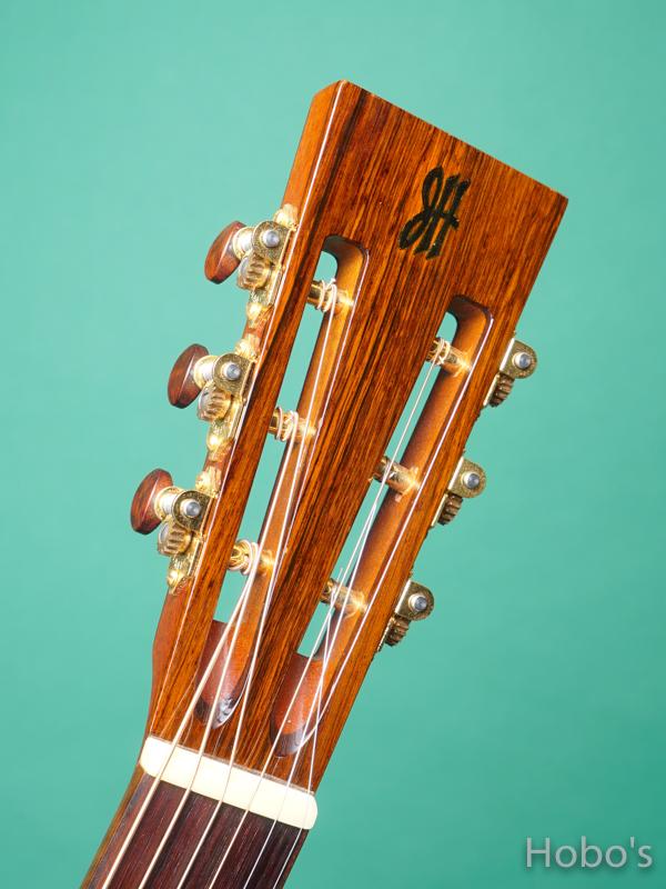 John How Guitars XBGC Mahogany 1