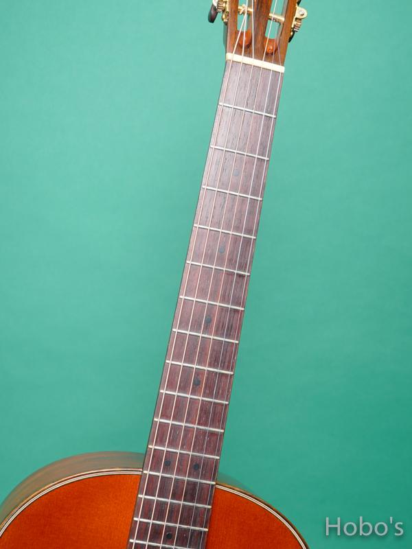 John How Guitars XBGC Mahogany 3