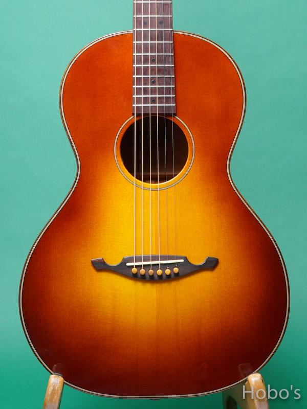 John How Guitars XBGC Mahogany 5