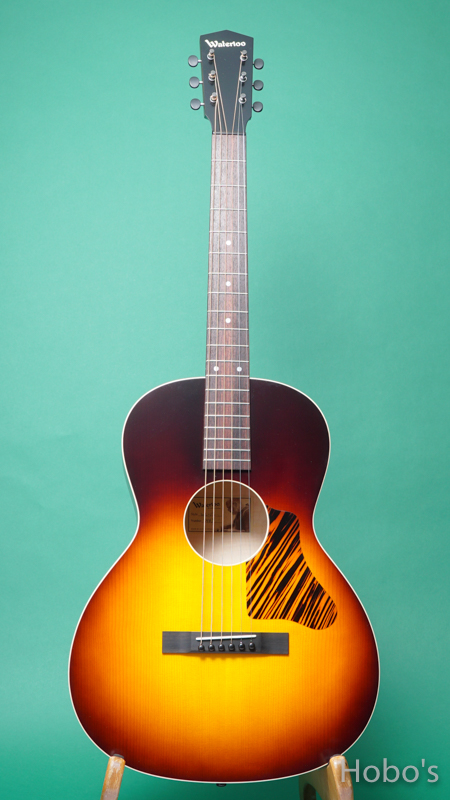 Waterloo (By Collings)  WL-12 FRONT