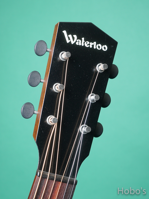 Waterloo (By Collings)  WL-12 1