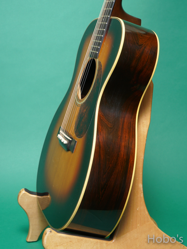 Pre-war Guitars Co. OOO-28 SB Brazilian Rosewood Level 1 8