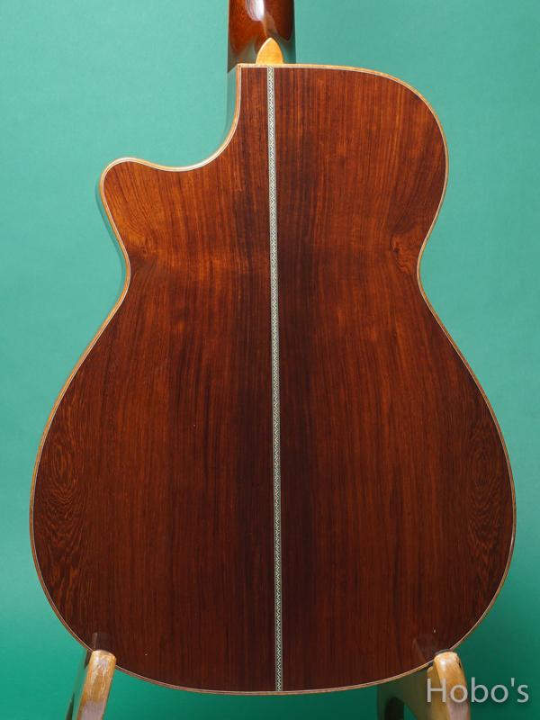 """Tears Custom OMC-ME """"Engelmann / Madagascar Rosewood""""   6"""