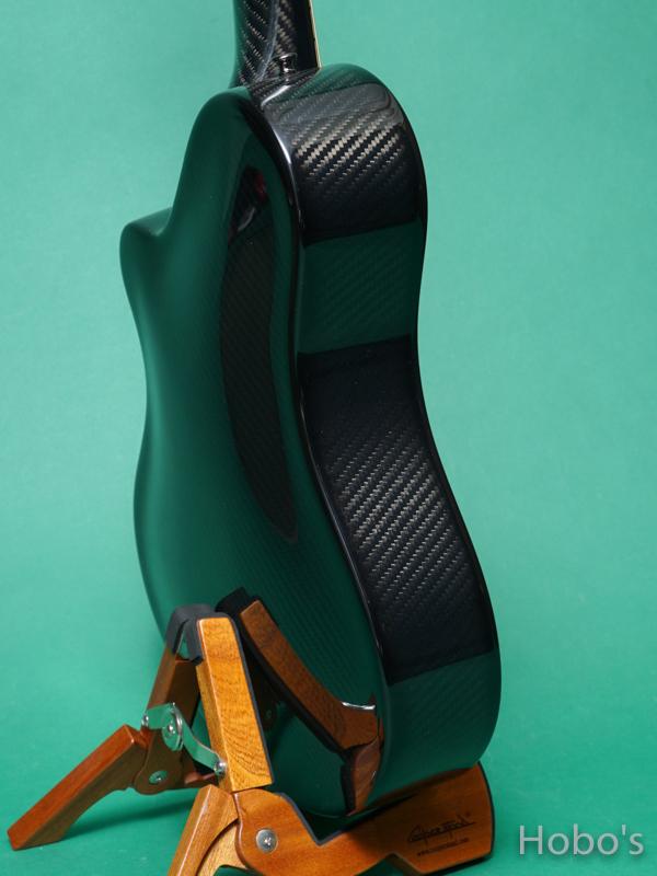 Emerald Guitars Amicas Black 7