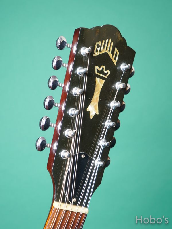 "GUILD F-112 SB ""12 Strings Guitar"" 1"