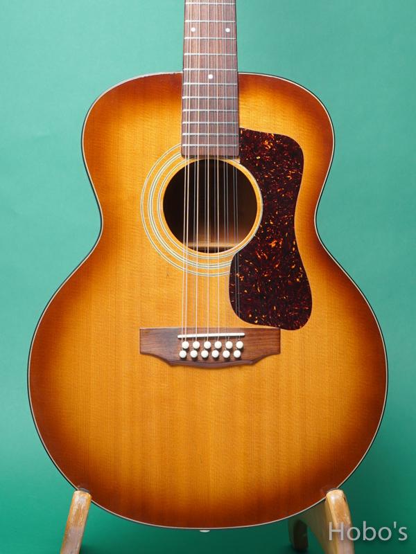 "GUILD F-112 SB ""12 Strings Guitar"" 5"