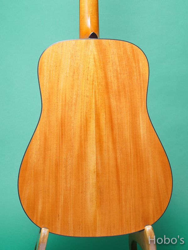 "SAKATA GUITARS (坂田 ひさし) D-17C ""All Cuban Mahogany""   6"