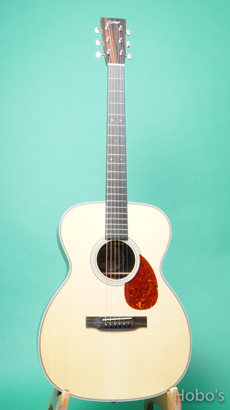 COLLINGS OM-2H A Custom FRONT
