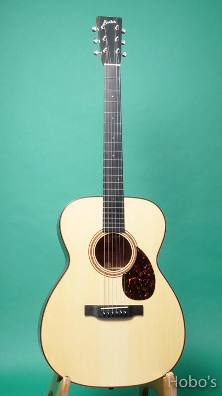 Switch Custom Guitars SCOM-1 Matt FRONT