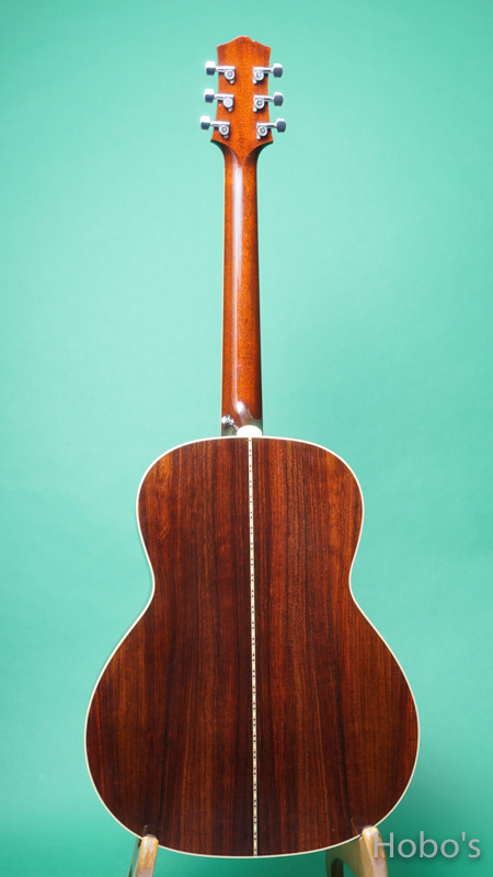 COLLINGS C-100 Deluxe  BACK