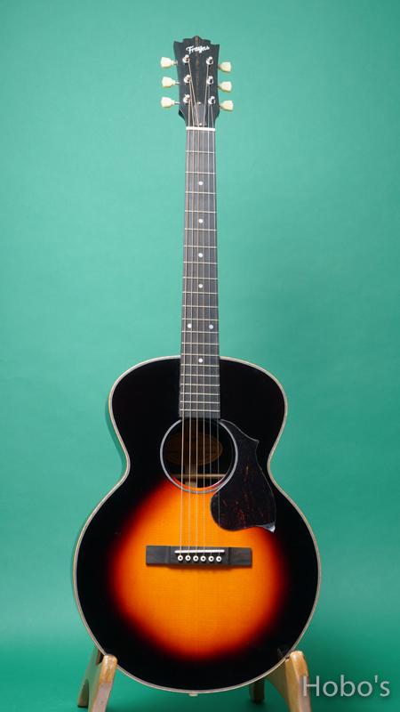 "Frayns Guitars (磯田 洋介) FRG-L-0 ""おおはた雄一セレクトモデル""  FRONT"