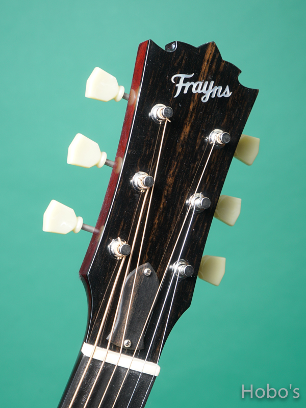 "Frayns Guitars (磯田 洋介) FRG-L-0 ""おおはた雄一セレクトモデル""  1"