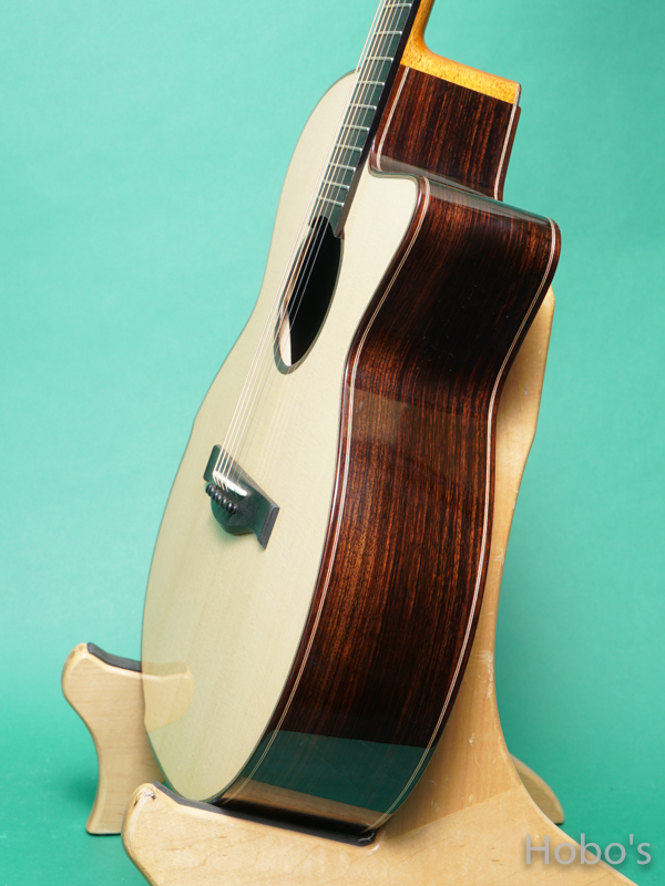 "Hayase Guitars (早瀬 輪) Rom-cw custom ""German / Indian Rosewood""    8"