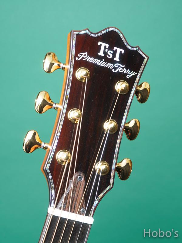 "Terry's Terry / Premium Terry (テリー中本) PTJ-100 ""German / Brazilian Rosewood""   1"