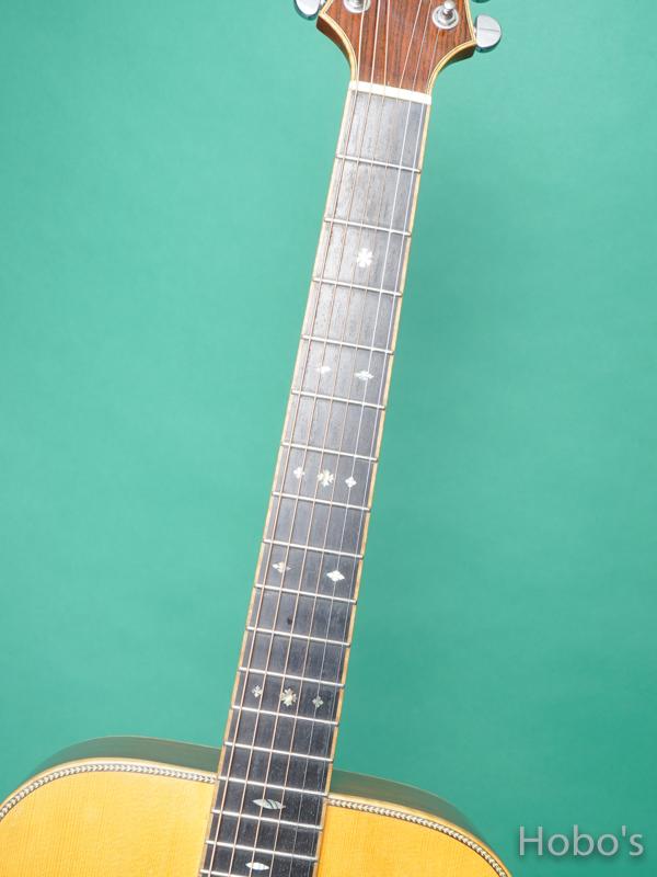 Omega Guitars (Kevin Gallagher) D02 Rosewood 3