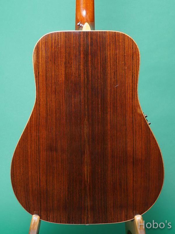 Omega Guitars (Kevin Gallagher) D02 Rosewood 6