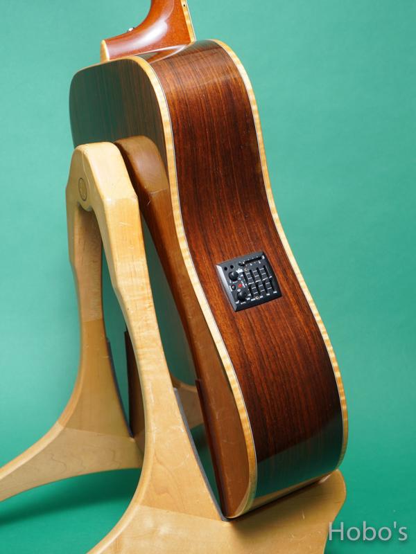 Omega Guitars (Kevin Gallagher) D02 Rosewood 7
