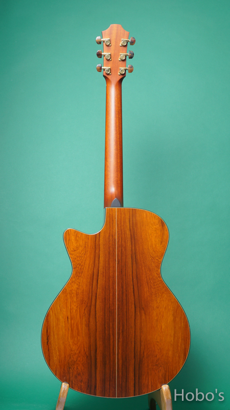 "FURCH GUITARS G23 SGCT Custom ""Madagascar Rosewood""  BACK"