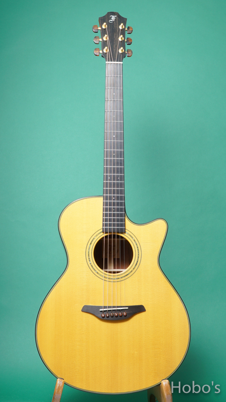 "FURCH GUITARS G23 SGCT Custom ""Madagascar Rosewood""  FRONT"