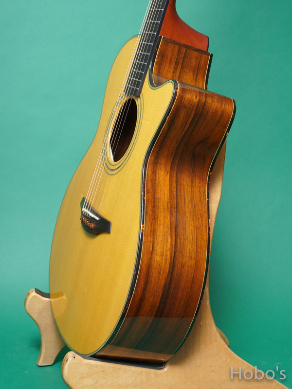"FURCH GUITARS G23 SGCT Custom ""Madagascar Rosewood""  8"