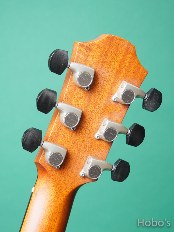"FURCH GUITARS Yellow OMc-CR Custom ""Deep Body"" 2"