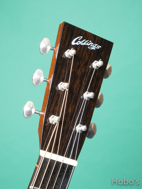 """COLLINGS CW A Mh """"Winfield Mahogany""""  1"""