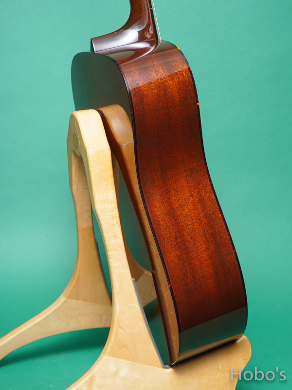 """COLLINGS CW A Mh """"Winfield Mahogany""""  7"""