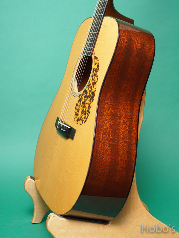 """COLLINGS CW A Mh """"Winfield Mahogany""""  8"""