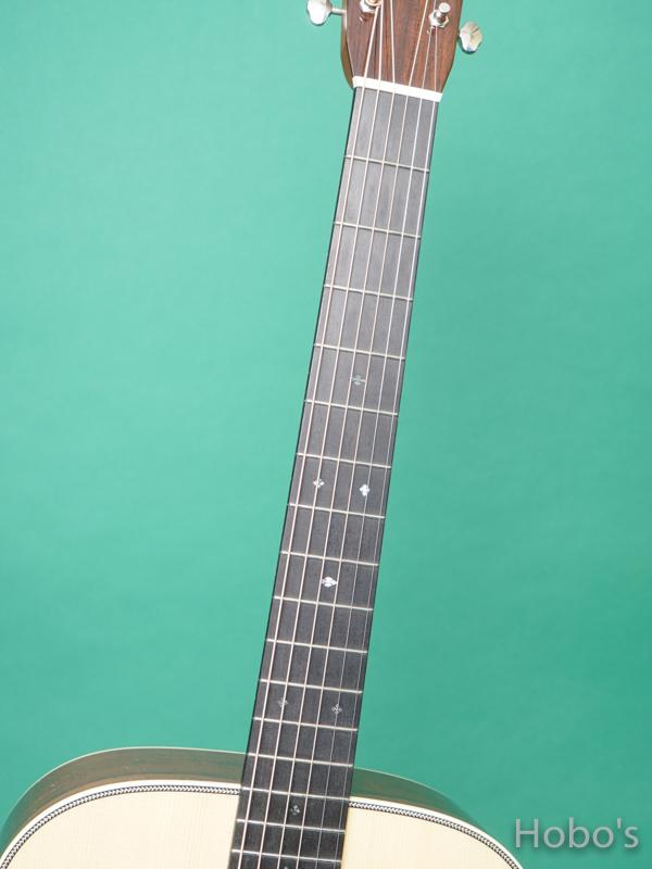 """HEADWAY (降幡 新) OM-280 Custom """"German / Madagascar Rosewood""""   3"""