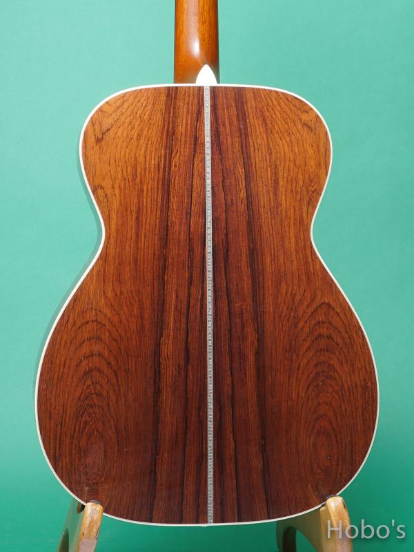 """HEADWAY (降幡 新) OM-280 Custom """"German / Madagascar Rosewood""""   6"""