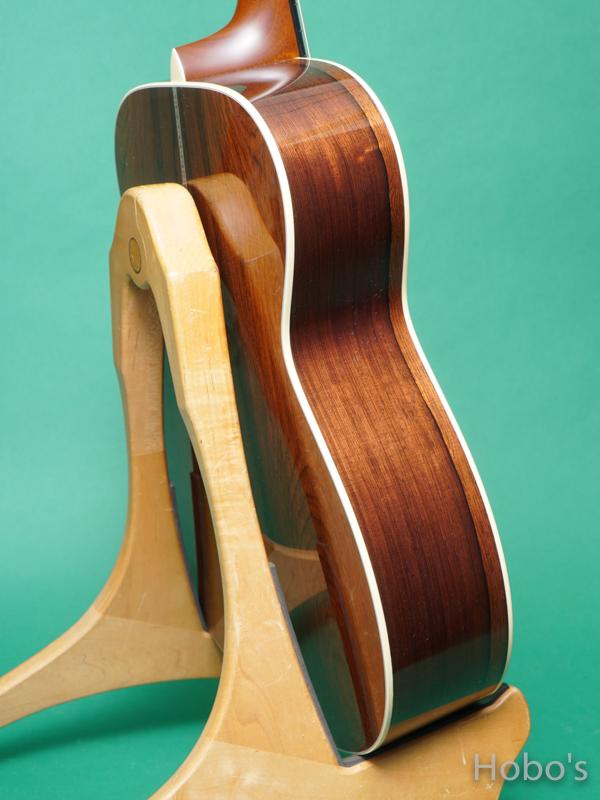 """HEADWAY (降幡 新) OM-280 Custom """"German / Madagascar Rosewood""""   7"""