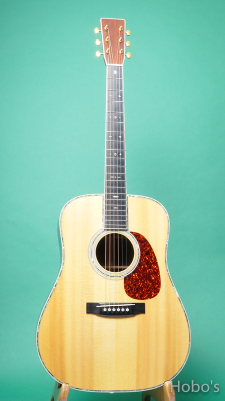 """SEAGULL (塩崎 雅亮) SD-85 """"Englemann / Indian Rosewood""""       FRONT"""