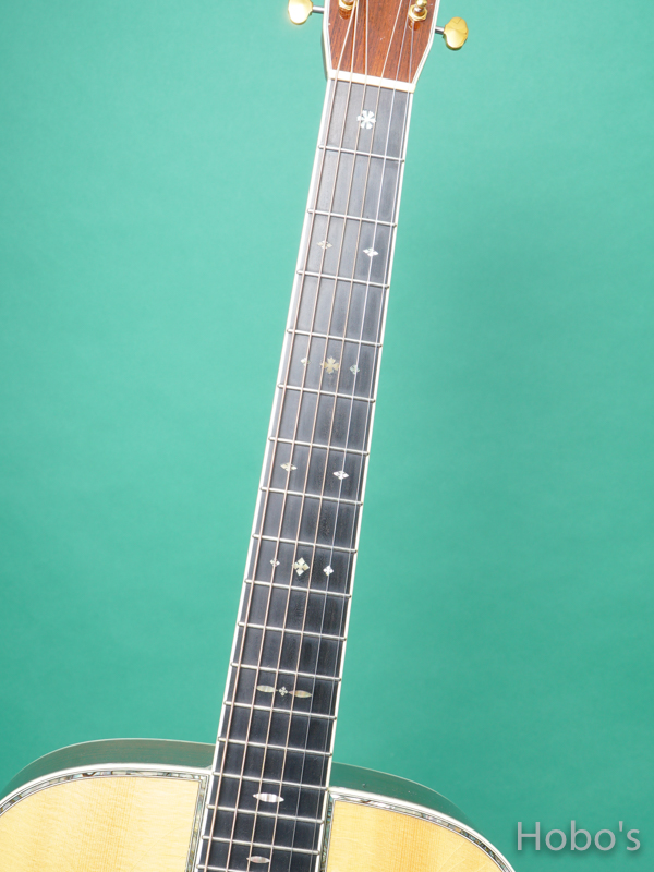 """SEAGULL (塩崎 雅亮) SD-85 """"Englemann / Indian Rosewood""""       3"""