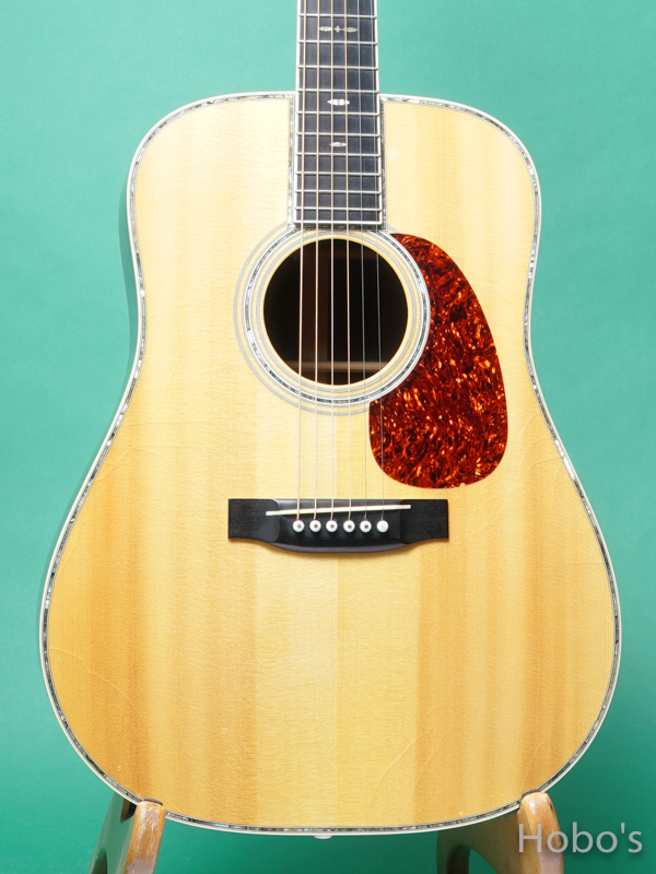 """SEAGULL (塩崎 雅亮) SD-85 """"Englemann / Indian Rosewood""""       5"""