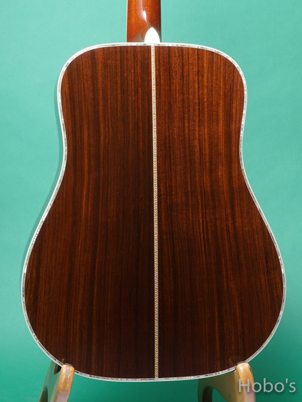 """SEAGULL (塩崎 雅亮) SD-85 """"Englemann / Indian Rosewood""""       6"""