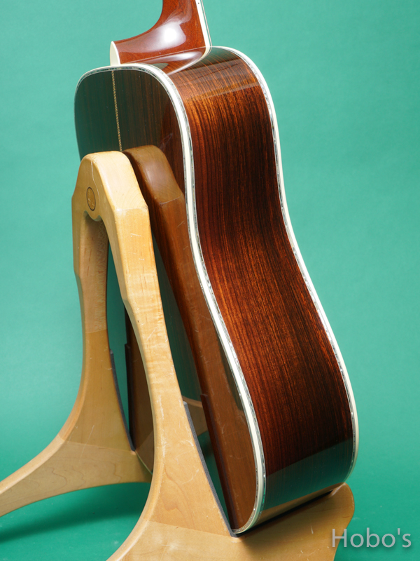 """SEAGULL (塩崎 雅亮) SD-85 """"Englemann / Indian Rosewood""""       7"""