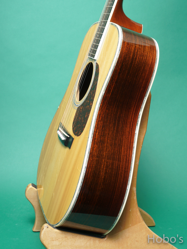 """SEAGULL (塩崎 雅亮) SD-85 """"Englemann / Indian Rosewood""""       8"""