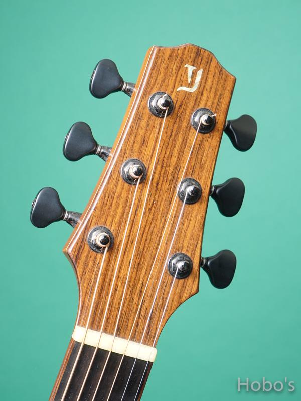 "Yokoyama Guitar (横山 正) AN-ER Cusotm ""Abalone Trim""   1"