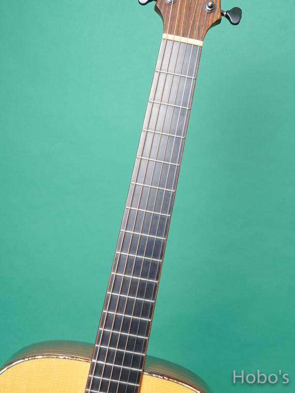"Yokoyama Guitar (横山 正) AN-ER Cusotm ""Abalone Trim""   3"