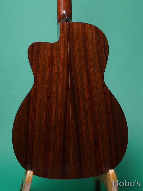 "COLLINGS OOO-1 E Cutaway Custom ""Indian Rosewood"" 6"
