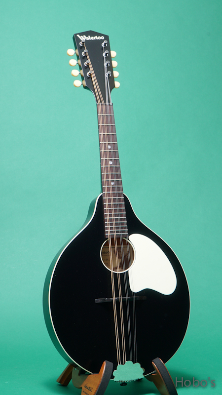 Waterloo (By Collings)  WL-M/Jet Black FRONT