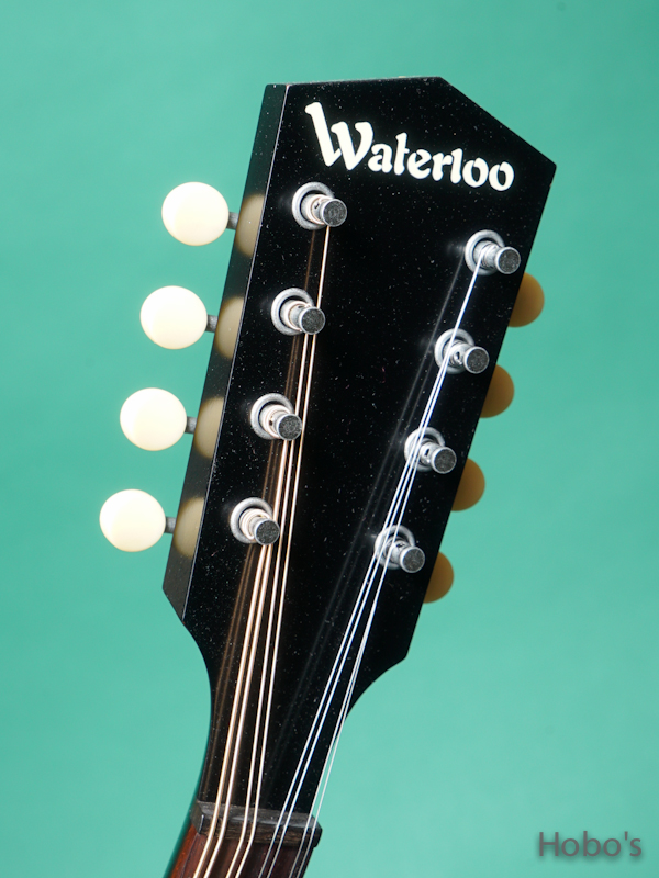 Waterloo (By Collings)  WL-M/Jet Black 1