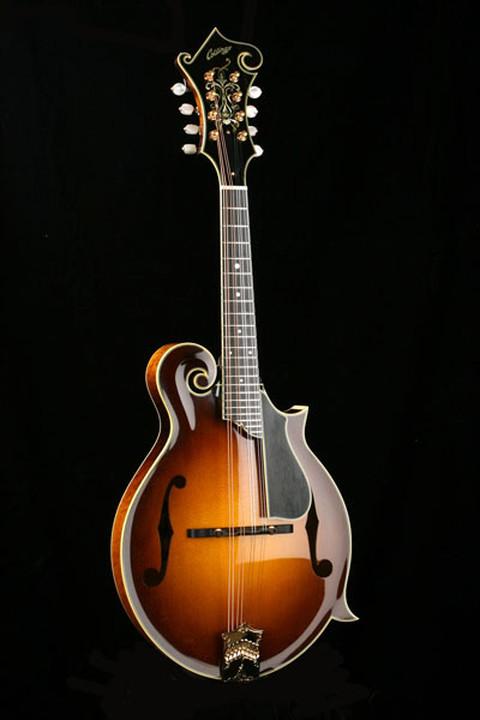 Flat Mandolin