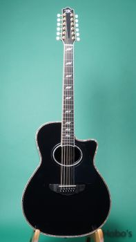 TSK 12 Strings BLK